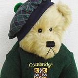Cambridge Bear Jnr - Australian Teddy Bear Co