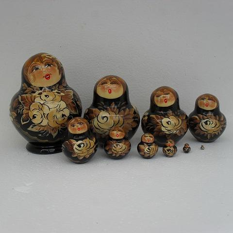 Mat012 - Matryoshka Dolls