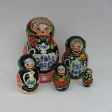 Mat017 - Matryoshka Dolls